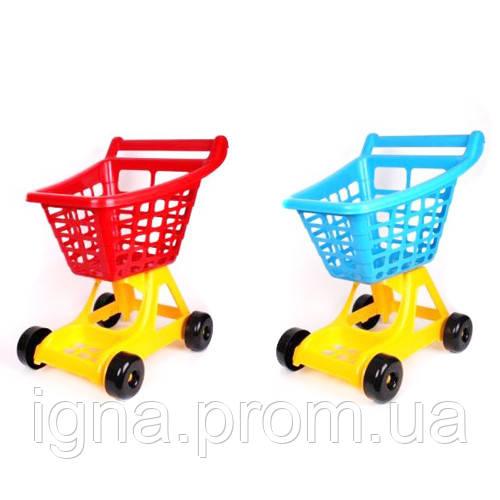 """Іграшка """"Візочок для супермаркету Технок"""", арт.4227"""
