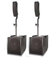 Активная акустическая система NGS COMBO 1222A 600W