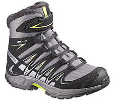 Зимние ботинки Salomon X A PRO 3D WINTER TS CSWP K DTR/BK (MD)