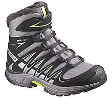 Зимние ботинки Salomon X A PRO 3D WINTER TS CSWP K DTR/BK, 30 (MD)