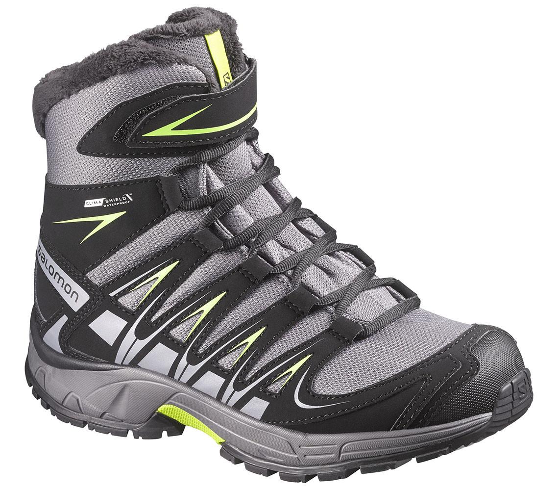 Зимние ботинки Salomon X A PRO 3D WINTER TS CSWP K DTR BK (MD) 835f59400fbbd