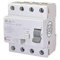 Диф. реле EFI-4 80/0,3 AC