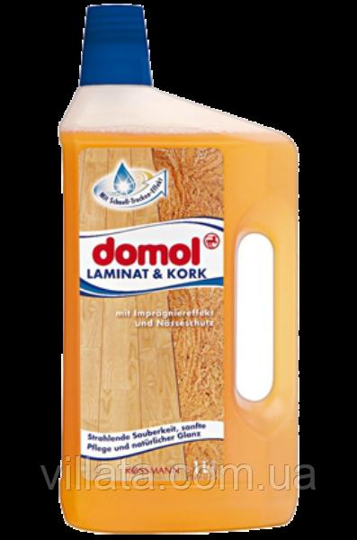 Средство для ламината Domol 1L