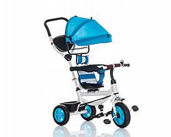 Велосипед BIKER триколісний дитячий 6в1
