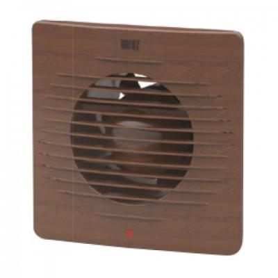 """Вентилятор витяжний 15W d120мм колір """"горіх"""" Horoz Electric"""