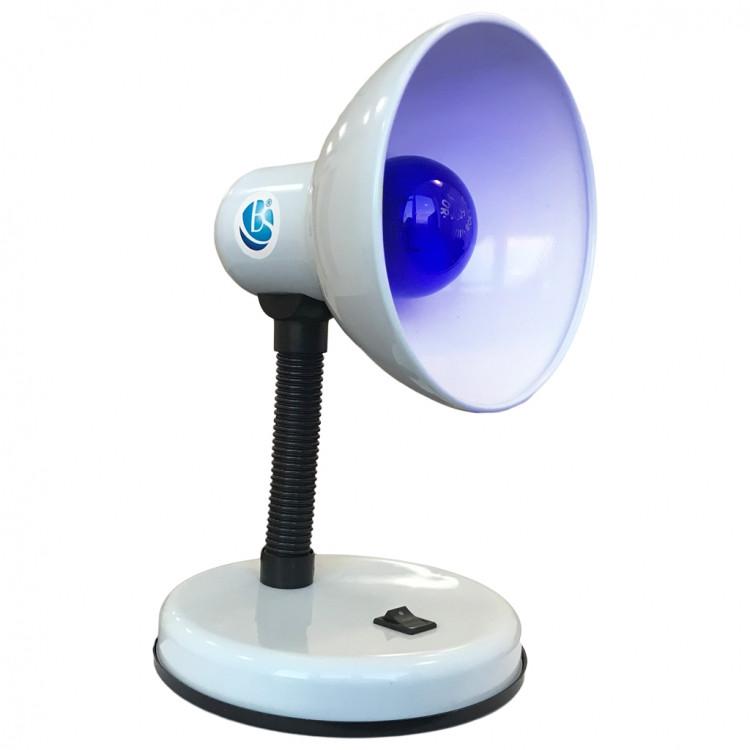 Синя лампа MININ Multifix настільна Bactosfera