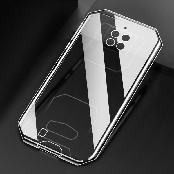 Чехол Fiji Line для Oukitel WP6 силикон бампер прозрачный