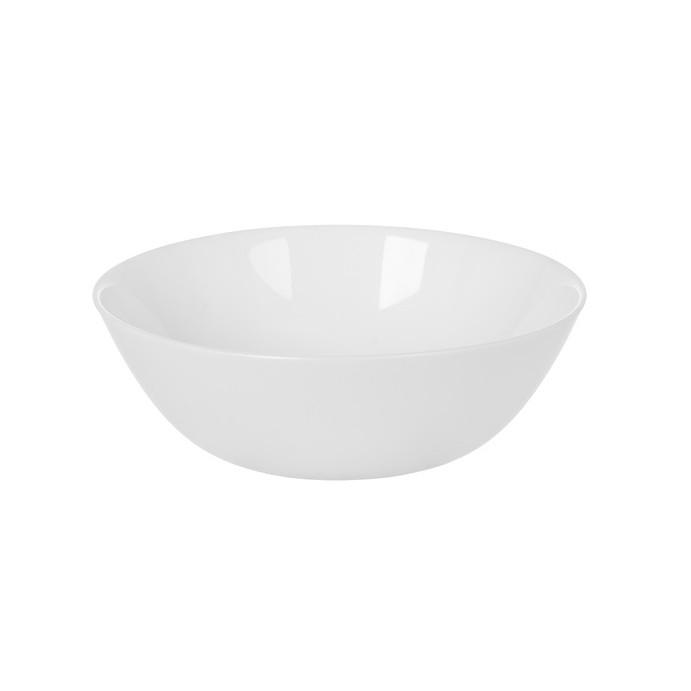 Салатник білий 16см Lum. Zelie L6388