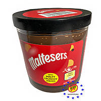 Шоколадный крем с хрустящим печеньем MALTESERS 200г
