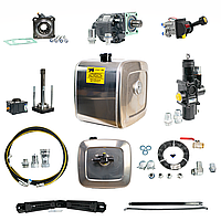Комплект гідравліки на ZF для автомобілів MAN, DAF, IVECO і RENAULT, фото 1