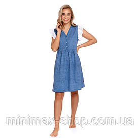 Домашнее платье Doctor Nap TCB 9914 Jeans Польша 2020-21