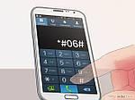 Відновити IMEI на телефоні