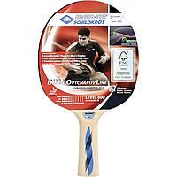 Ракетка для настольного тенниса и пинг-понга Donic Ovtcharov Level 600 игроков среднего уровня (724406)