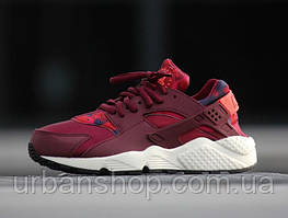 Кросівки Nike Air Huarache Run Print Deep Garnet р. -40