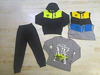 Трикотажный спортивный костюм для мальчиков тройка Seagull 8-14 лет, фото 1