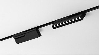 Магнітний світильник трековий Infinity Flex Dot-12