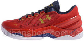Кросівки чоловічібаскетбольные Under Armour Curry 2 Red