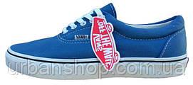 ЧоловічіКеди Vans Era Blue/Black Line, чоловічіКеди, ванс
