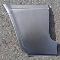 Ремонтная рем вставка низ крыла переднего левого ВАЗ 2103,2106 (Сапожок)