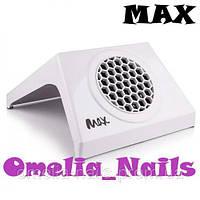 Мощная настольная вытяжка пылесос для маникюра и педикюра MAX 65Ватт (вентилятор для ногтей)