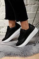 Взуття Alexander McQueen Black/White 37