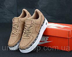 Жіночі кросівки Nike Air Force 1 '07 SE Premium . ТОП Репліка ААА класу.