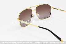 Широкі великі сонцезахисні окуляри ДЛЯ ЗОРУ в стилі Porsche Design. РМЦ 66-72, фото 2