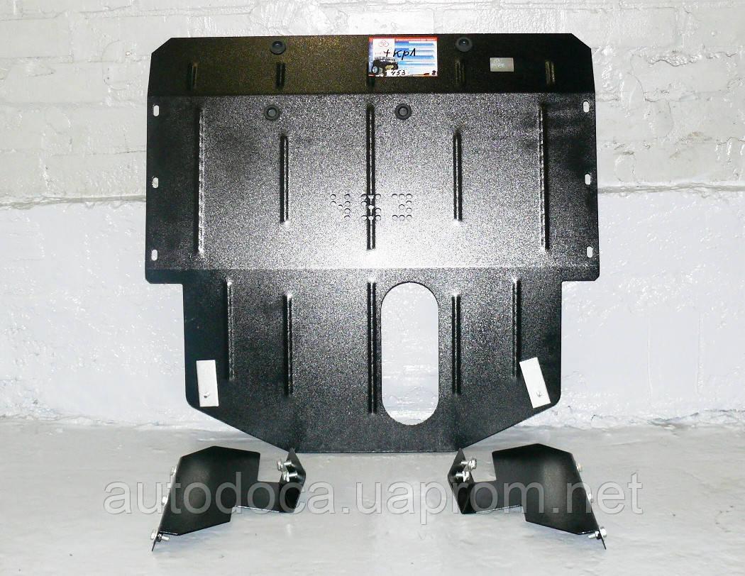 Защита картера двигателя и кпп Ford Transit 2.0D  2000-