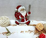 Подвеска Дед Мороз, ручная работа