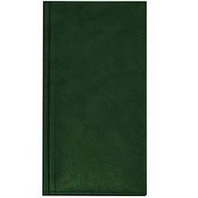 Алфавітна книга Бріск ЗВ-38 зелений 95х185мм 224ар Miradur