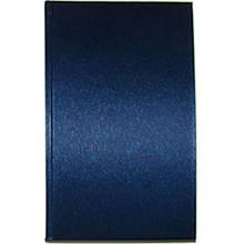 Алфавітна книга Бріск ЗВ-38 синій 95х185мм 224ар Miradur