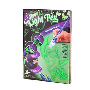 "Набор творческий ""Neon light pen"", (Оригинал)"