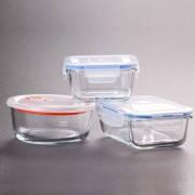 Емкость для хранения еды Tiross TS-1271 стекло