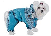 "Зимний костюм ""Винтаж"", размер XS для щенков и собак мелких пород"