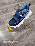 Синие кроссовки. Лето 2021, фото 9