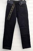 Утепленные брюки для мальчика 2-15 лет JNS ORGINAL синие
