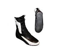 Обувь мужская для бокса высокая Rival