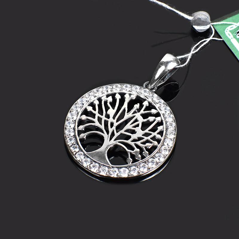 Серебряная подвеска Дерево жизни