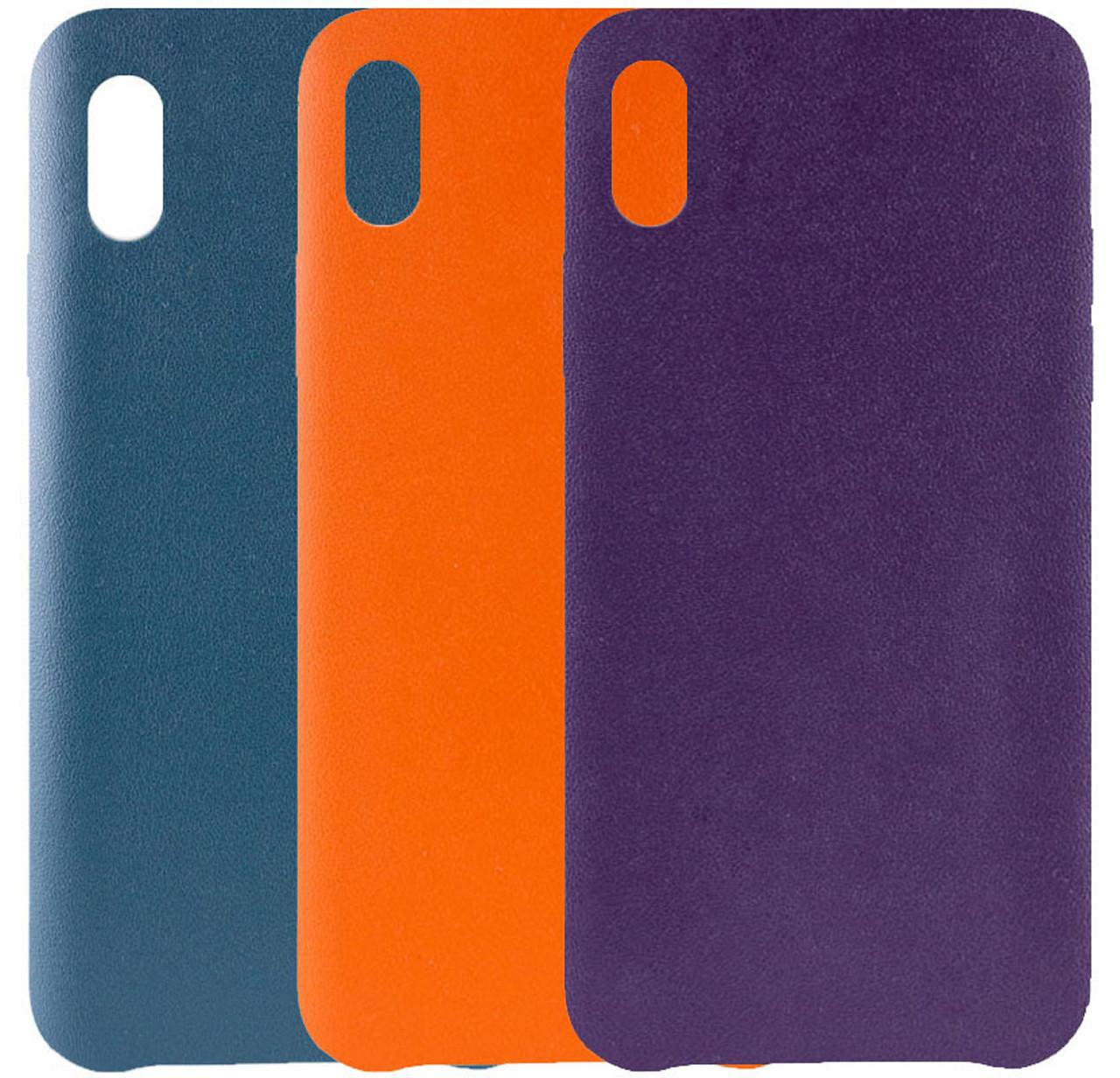 Кожаный чехол AHIMSA PU Leather Case для IPhone Xr