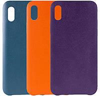 Кожаный чехол AHIMSA PU Leather Case для IPhone Xr, фото 1
