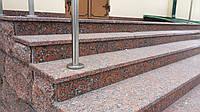 Гранитные ступени,лестницы из гранита