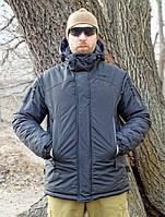 Куртка Chameleon зимова mont blanc g-loft Black (утеплена, мембрана