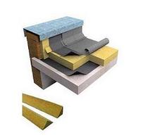 Теплозвукоизоляционная полоса ТехноНИКОЛЬ ТЕХНОРУФ В60 ГАЛТЕЛЬ 1200*1000 мм Смела