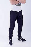 Чоловічі карго Штани ТУР Titan темно-сині M, чорний