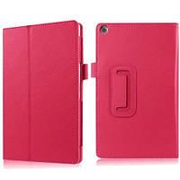 Кожаный чехол-книжка TTX с функцией подставки для Asus ZenPad 8.0 Z380C/Z380KL Красный, фото 1