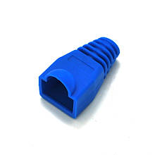 Колпачок для коннекторов Merlion (CPRG45ML-BL/05346) Blue, 100 шт/уп