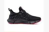 Мужские кроссовки BS TREND SYSTEM black черные, фото 1
