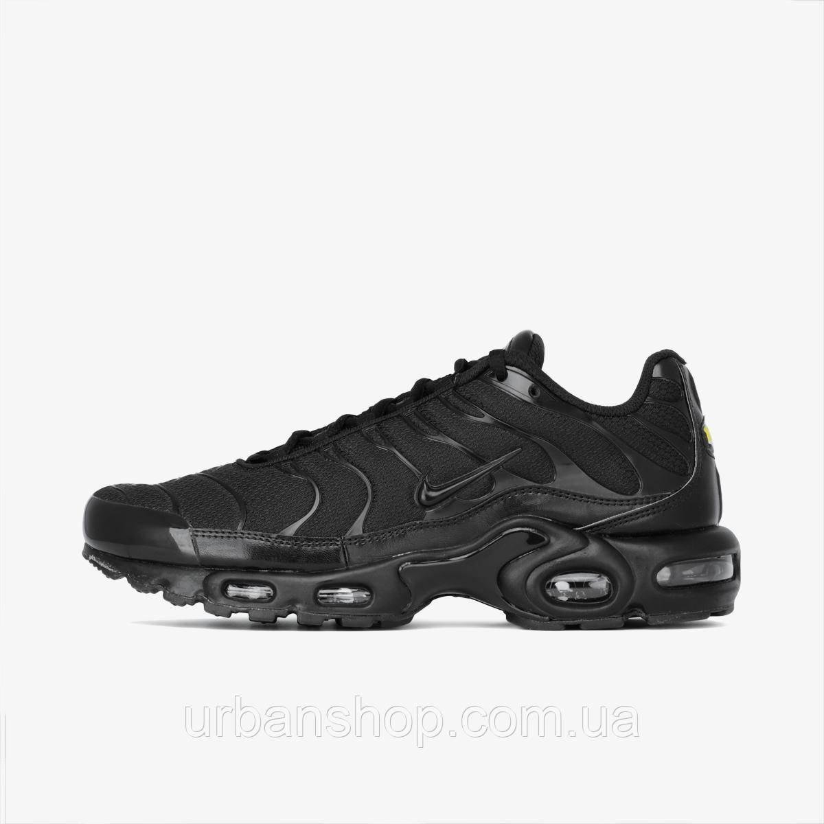 Кросівки Nike Air Max Plus Triple Black 60 33-050