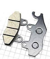 Тормозные колодки дисковые с ухом передние к-т(2шт.) на Viper Storm