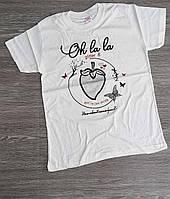 Дитяча трикотажна футболка для хлопчика Among Us 5-9 років, колір уточнюйте при замовленні, фото 1